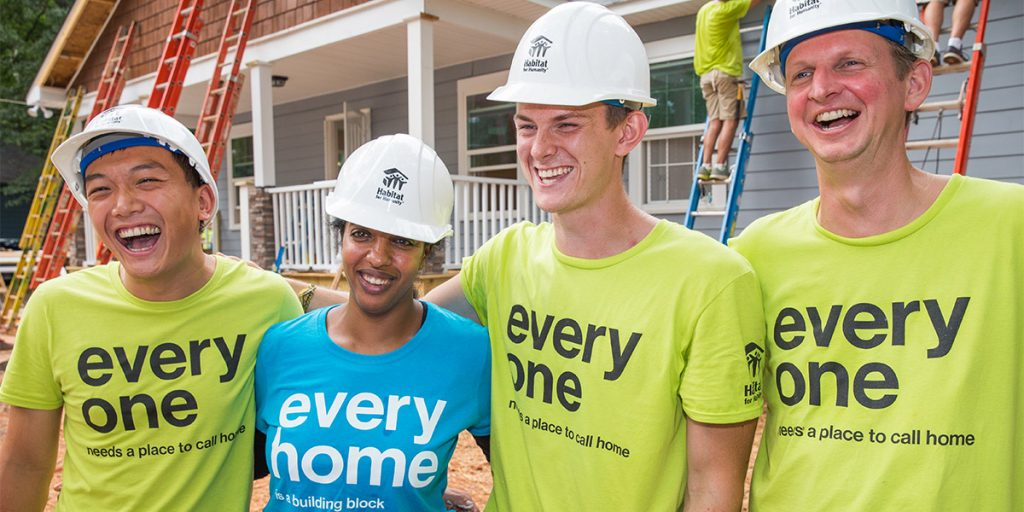 volunteer today with Habitat for Humanity of Wayne County New York